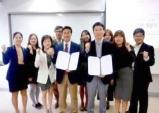 GPYC·숭실대, 청소년 대상 통일교육콘텐츠 개발