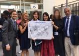 세계 청년들, 한반도 통일에 뜨거운 관심과 응원