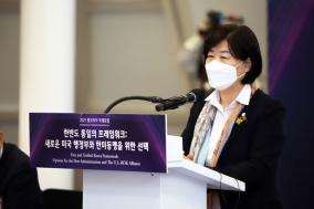 서영교, 대한민국은 세계 유일의 분단국가, 비핵화만이 살길...